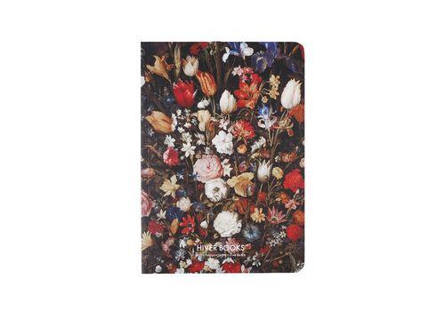 """зображення 1 - Блокнот """"Flowers"""" S"""