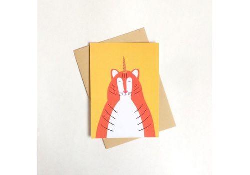 фото 1 - Листівка з тигром 0088