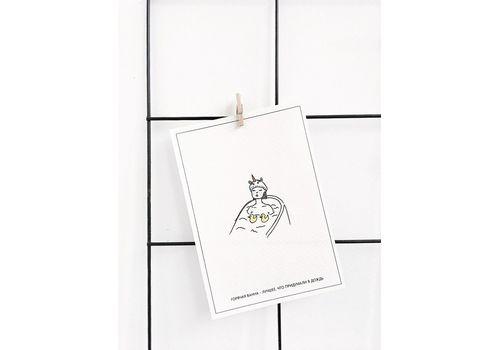 """зображення 1 - Листівка Saffi art mind """"Гаряча ванна"""" А6"""