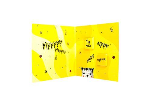 """Открытка-шоколадка PAPAdesign """"Ти мій мурчик"""", фото 3"""