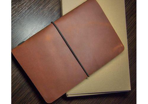 "зображення 3 - Блокнот ""Стандарт"" коричневий"