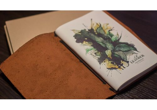 "зображення 4 - Блокнот ""Стандарт"" коричневий"