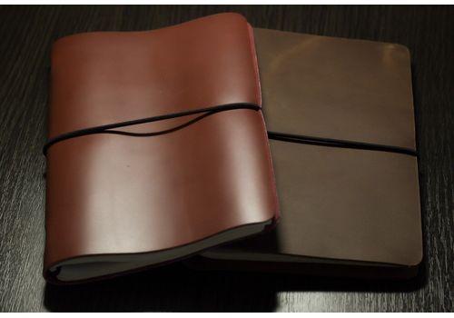 "зображення 5 - Блокнот ""Стандарт"" коричневий"