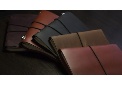 "зображення 6 - Блокнот ""Стандарт"" коричневий"