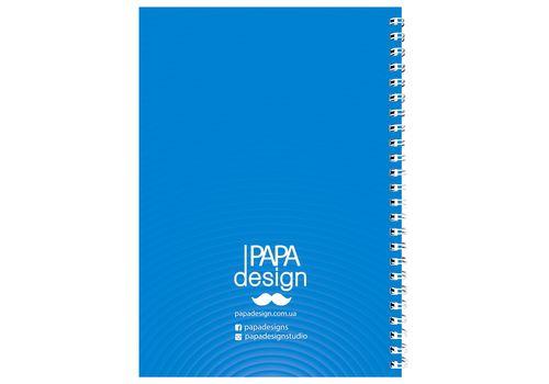 """зображення 7 - Блокнот Papadesign """"Узбагойся все ОК"""" A5 21 х 15 см."""