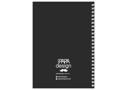 "зображення 5 - Блокнот Papadesign ""Испиши меня полностью"" A5 21 х 15 см."