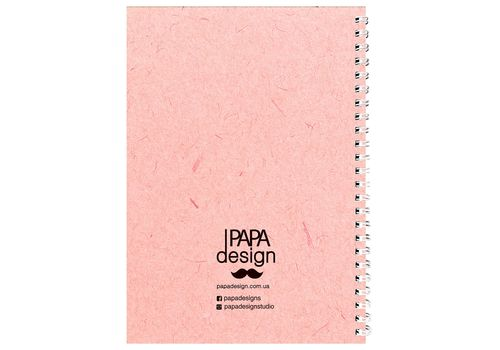 "зображення 6 - Блокнот Papadesign ""No prob-lama"" A5 21 х 15 см."