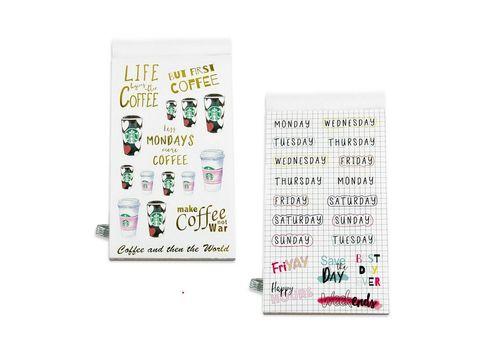 фото 3 - Книга з наліпками  STICKER BOOK FOR GIRLS  A002356
