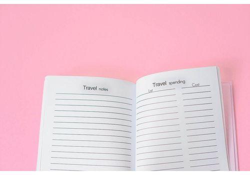 """фото 4 - Блокнот """"Travel Book Pink Edition"""""""