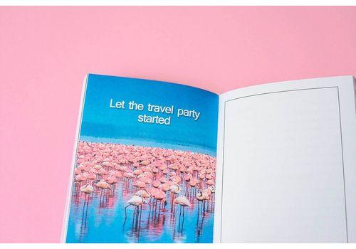 """фото 5 - Блокнот """"Travel Book Pink Edition"""""""