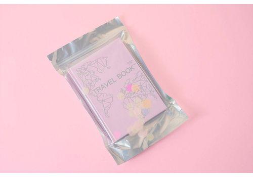 """фото 7 - Блокнот """"Travel Book Pink Edition"""""""