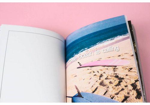 """фото 8 - Блокнот """"Travel Book Pink Edition"""""""