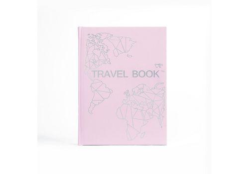 """фото 1 - Блокнот """"Travel Book Pink Edition"""""""