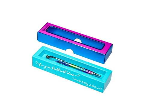 """зображення 4 - Ручка Chiсardi """"Rainbow"""" веселкова"""