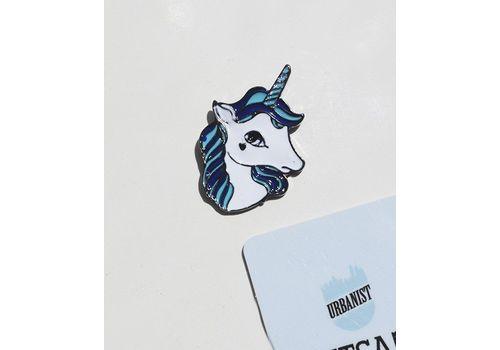 фото 1 - Пін Unicorn Blue 2362