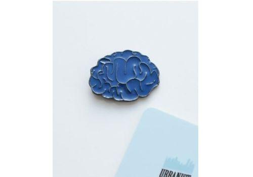 """зображення 1 - Пін """"Мозок"""""""