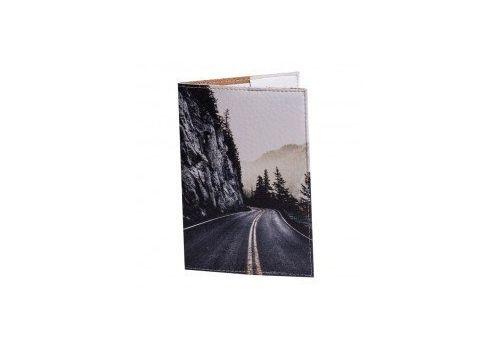 """фото 2 - Обложка на паспорт Just cover """"Дорога"""" 13,5 х 9,5 см"""