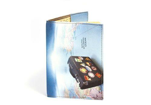"фото 2 - Обложка на паспорт Just cover ""Чемодан"" 13,5 х 9,5 см"