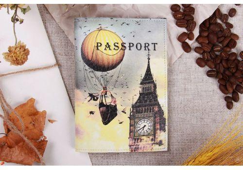 """фото 1 - Обложка на паспорт """"БигБэн"""""""