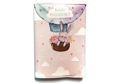 """зображення 2 - Обкладинка на паспорт Just cover """"Дитячий зайка"""" 13,5 х 9,5 см"""