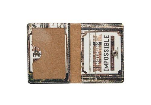 """фото 2 - Обложка на ID-паспорт Just cover """"Nothing impossible"""" 7,5 х 9,5 см"""