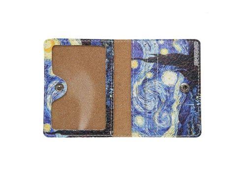 "зображення 2 - Обкладинка на ID-паспорт Just cover ""Ван Гог"" 7,5 х 9,5 см"