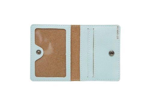 """зображення 2 - Обкладинка на ID-паспорт Just cover """"Єнот и лисиця"""" 7,5 х 9,5 см"""