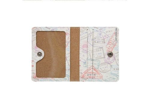 """фото 2 - Обложка на ID-паспорт Just cover """"Штампы"""" 7,5 х 9,5 см"""