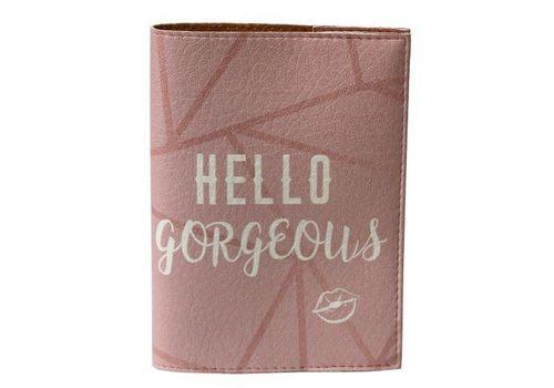 "зображення 2 - Обкладинка на паспорт Just cover ""Hello gorgeous"" 13,5 х 9,5 см"
