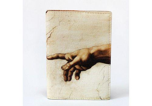"зображення 2 - Обкладинка на паспорт Just cover ""Адам"" 13,5 х 9,5 см"