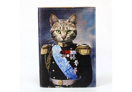 "зображення 2 - Обкладинка на паспорт Just cover ""Кіт Імператор"" 13,5 х 9,5 см"