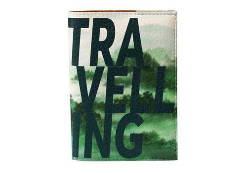 """фото 2 - Обложка на паспорт Just cover """"Travelling"""" 13,5 х 9,5 см"""