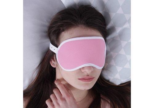 """фото 2 - Маска для сна Fuddy-Duddy """"Pink"""""""