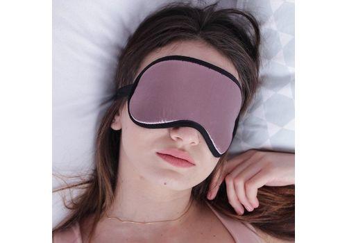 "зображення 1 - Маска для сну Fuddy-Duddy ""Какао"""