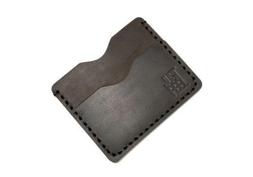 "зображення 3 - Картхолдер Just feel ""Vest pocket"" коричневий"