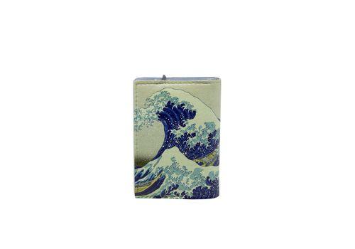 """зображення 1 - Візитниця Just cover """"Японська хвиля"""" 7,5 х 9,5 см"""
