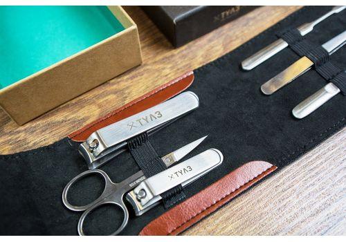 """фото 11 - Маникюрный набор Tools """"ТYЛЗ"""" 6 предметов"""