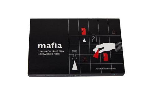 """фото 1 - Шоколадный набор Happy bag """"Мафия"""" черный шоколад"""