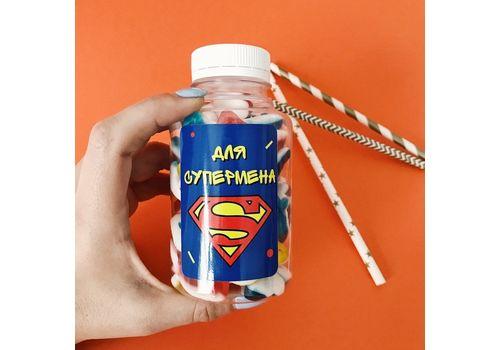 "фото 5 - Конфеты Papadesign ""Для супермена"" 250 мл"