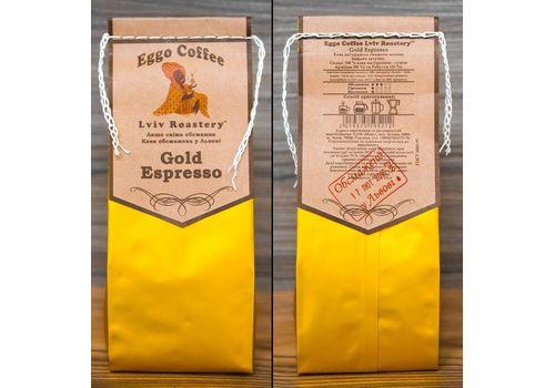"""зображення 1 - Кава EggoCoffее  """"Gold Espresso"""" 200 г"""