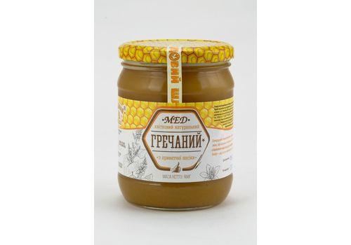 зображення 2 - Мед Гречаний Oats&Honey 700 г