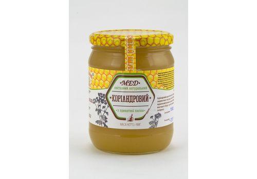 фото 1 - Мед Кориндровый Oats&Honey 700 г