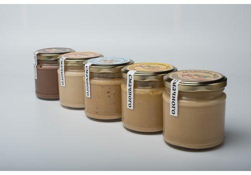"""фото 2 - Паста арахисовая Manteca """"С черным шоколадом"""" 180 г"""