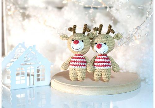 """зображення 2 - Іграшка EMEREN shop """"Олені"""" маленькі"""