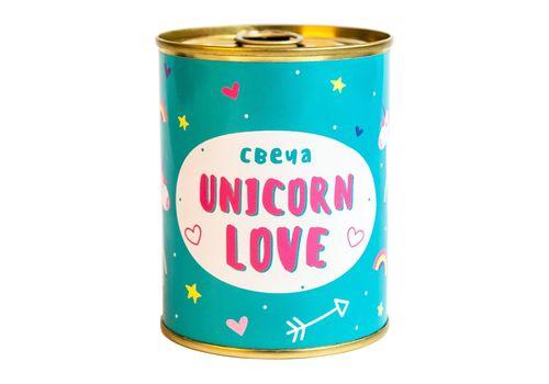 """зображення 1 - Консерва-свічка PAPAdesign """"Unicorn love"""" 73*95 мм"""