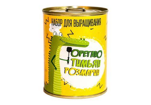 "зображення 1 - Консерва-рослина Papadesign ""Орегано, тимьян, розмарин"""