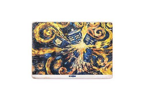 фото 1 - pvf0268 Постер Doctor Who explosion