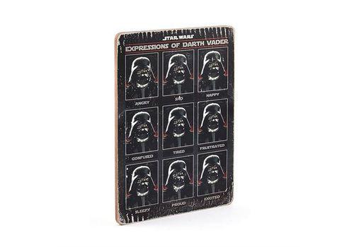 "зображення 3 - Постер ""Star Wars expressions"""