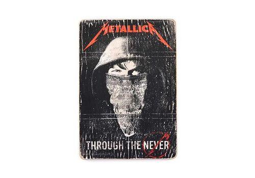 фото 1 - pvx0040 Постер Metalica #5 Through the never