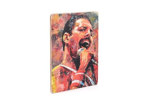 """зображення 3 - Постер """"Freddie Mercury #2"""""""